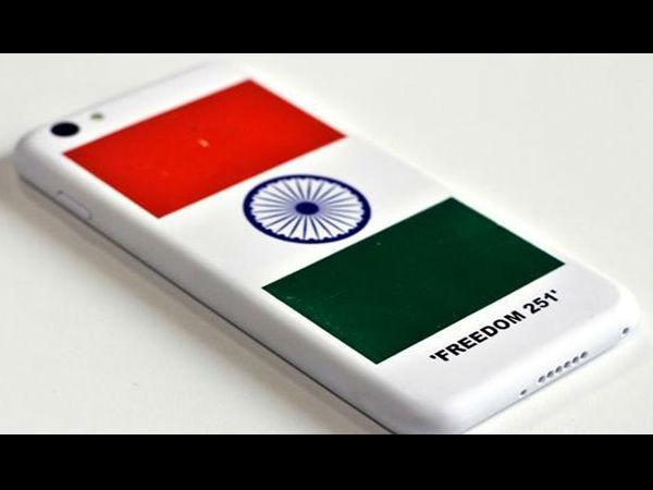 रुपए लौटा रही है फ्रीडम 251 बनाने वाली कंपनी!