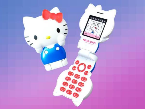 क्यूट खिलौना नहीं, ये है जापानी सेलफोन..!