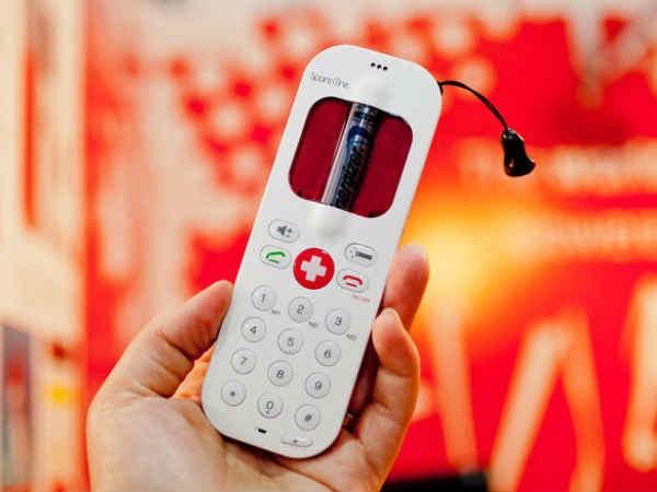 15 सालों तक चलेगी इस फोन की बैटरी, ये है स्पयेरवन इमरजेंसी फ़ोन!