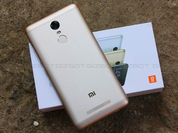 मेड इन इंडिया है श्याओमी का नया स्मार्टफोन ' रेडमी नोट 3'