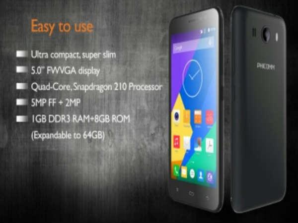लॉन्च हुआ 3,999 रुपए का 4जी फोन, 250 घंटे का है स्टैंडबाई टाइम