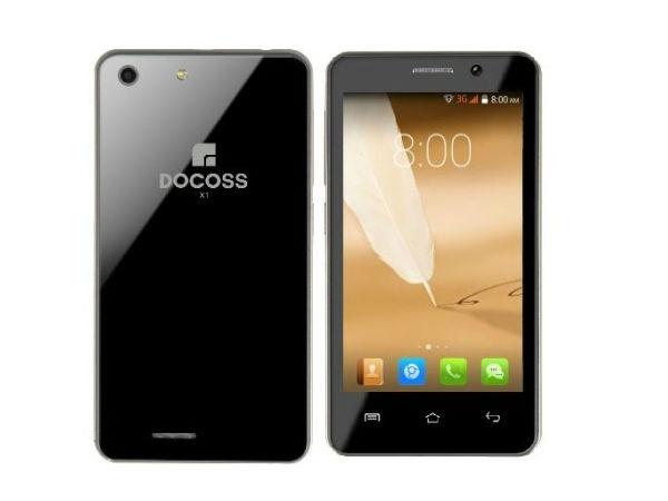 खरीदने से पहले जान लें Docoss x1 की ये बातें!