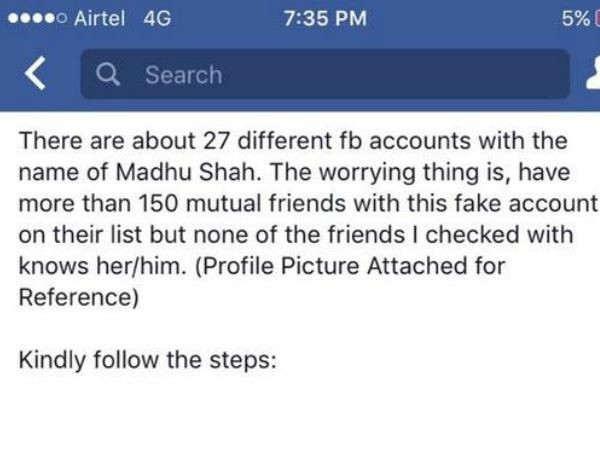 आपकी फेसबुक फ्रेंड लिस्ट में ये औरत है, तो अभी करें डिलीट!