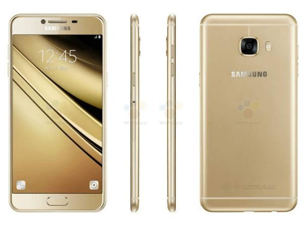 सैमसंग की नई 'सी' सीरीज़ के पहले दो स्मार्टफोन के फीचर्स लीक!
