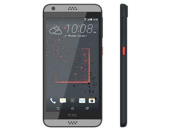 एचटीसी ने पेश किया नया बजट स्मार्टफोन डिजायर 630