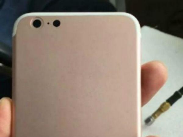 iPhone 7 के फीचर्स के बाद अब लीक हुई ये तस्वीर!