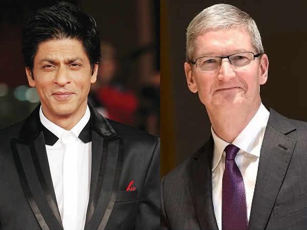 'शाहरुख़ खान' होंगे एपल के ब्रांड एम्बेसडर!