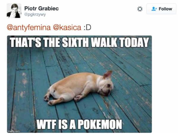 पोकेमोन गो की वजह से लोग कुत्तों के साथ भी खेलेंगे