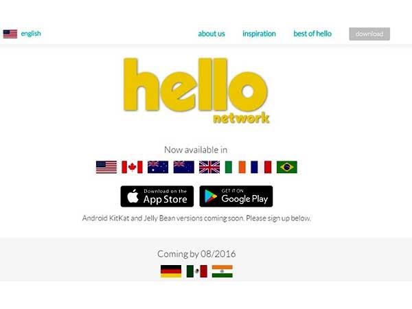 ऑरकुट फाउंडर ने बनाई हैलो