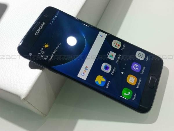 सबसे ज्यादा बिकने वाला स्मार्टफोन सैमसंग गैलेक्सी एस7 एज