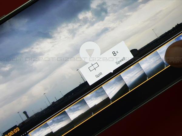 सैमसंग गैलेक्सी नोट 5 के कैमरा फीचर्स
