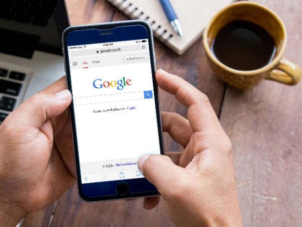 गूगल सर्च के साथ करिए खाने को ऑर्डर और बुक करें अपनी टेबल