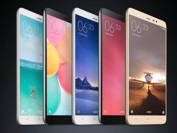 पिछले सप्ताह ट्रेंड हुए टॉप 10 स्मार्टफोन