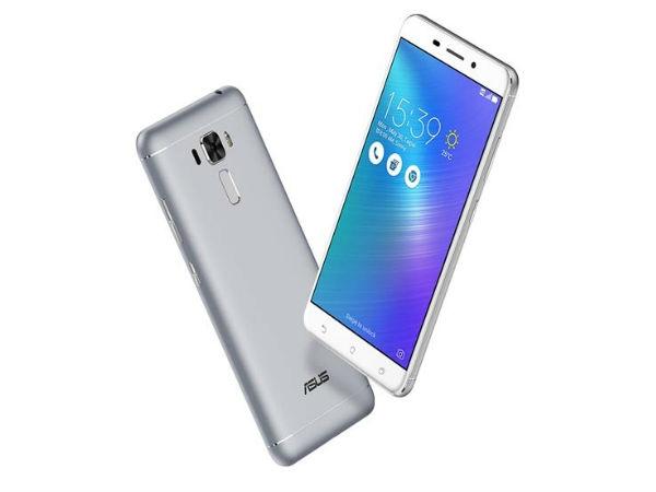 आसुस का जेनफोन 3 लेसर स्मार्टफोन लॉन्च, कीमत और फीचर्स हैं खास