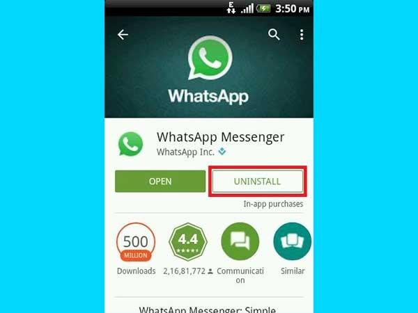 किसी के व्हाट्सएप से खुद को कैसे करें अनब्लॉक