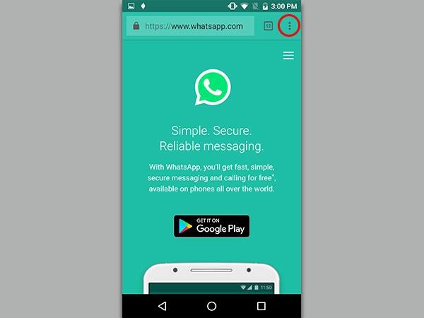 टेबलेट में कैसे एक्टिीवेट करें व्हाट्सएप