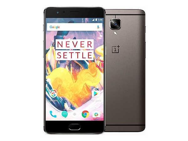 6जीबी रैम और 64जीबी स्टोरेज, ये है नया वनप्लस 3टी स्मार्टफोन