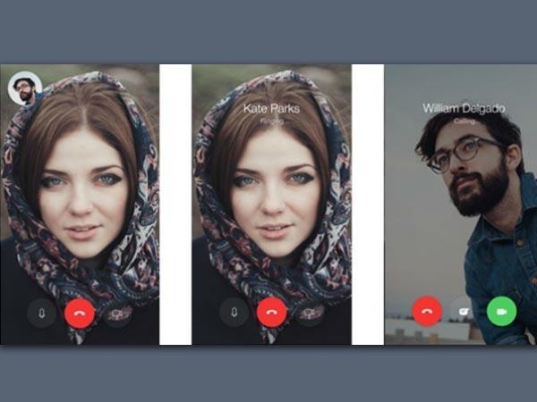 व्हाट्सएप को टक्कर देने आ गया हाईक मैसेंजर वीडियो कॉलिंग