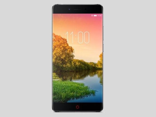 नुबिया ला रहा है बेजल-लेस स्मार्टफोन