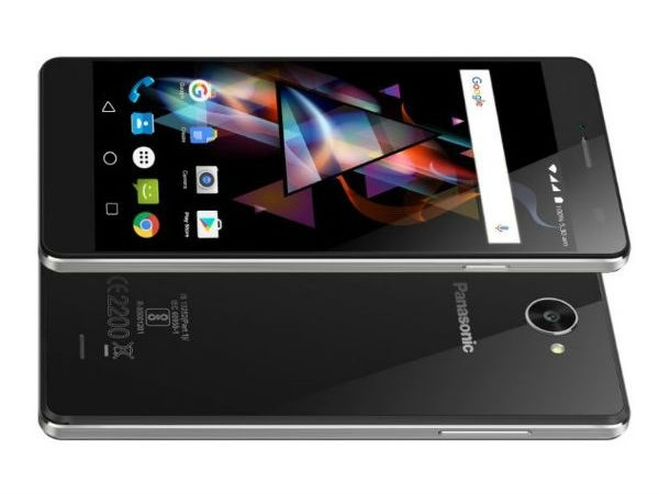 पैनासॉनिक पी71 बजट स्मार्टफोन 4जी VoLTE के साथ लॉन्च