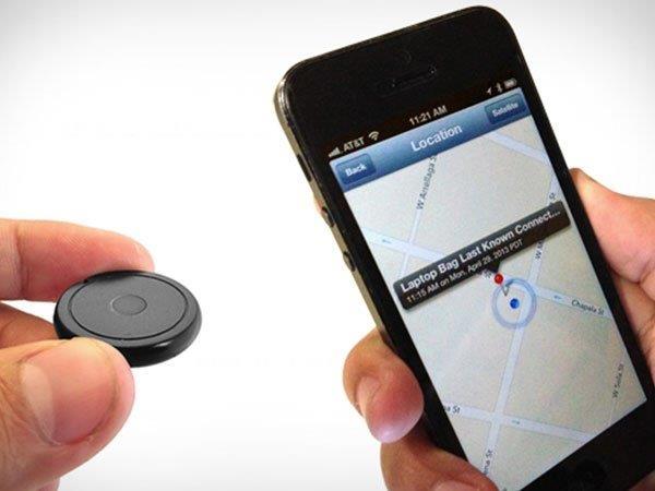 आईफोन या एंड्रायड का इस्तेमाल करते हुए लोकेट करें अपने आइटम