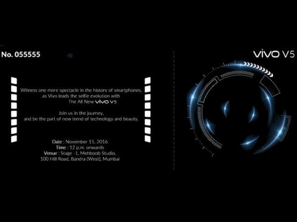 15 नवंबर को भारत में लॉन्च होगा  20 एमपी सेल्फी कैमरा स्मार्टफोन