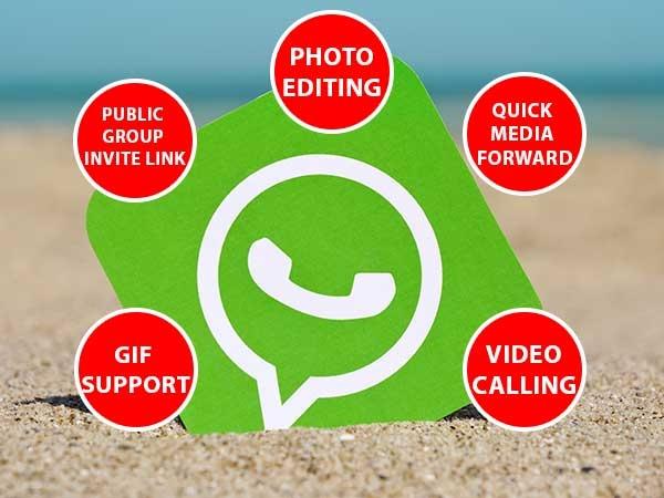 वीडियो कॉलिंग, GIF सर्पोट और फोटो एडीटिंग के अलावा और क्या खास है व्हाट्सएप में