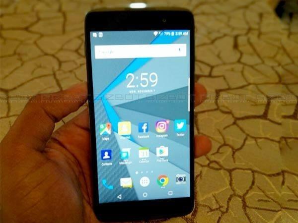 ब्लैकबेरी ने भारत में पेश किए दो नए एंड्रायड स्मार्टफोन