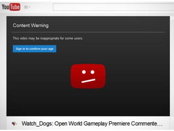 बिना लॉगिन किए कैसे देखें यू-ट्यूब पर उम्र प्रतिबन्धित वीडियो