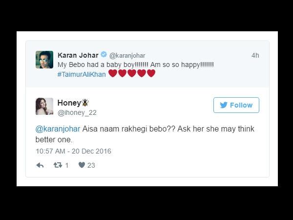 करीना कपूर बनीं मां, ट्वीटर पर ट्रोल हुआ बेटे का नाम!