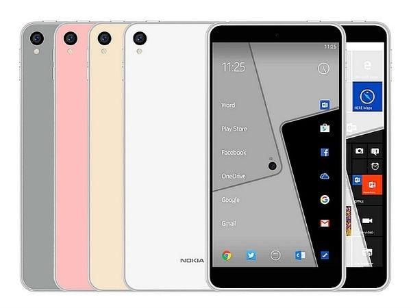 नोकिया के स्मार्टफोन डी1सी की कीमत और फीचर्स लीक