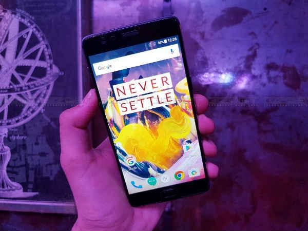 1 रूपए में बिकेगा 128जीबी वेरिएंट वाला वनप्लस 3टी स्मार्टफोन