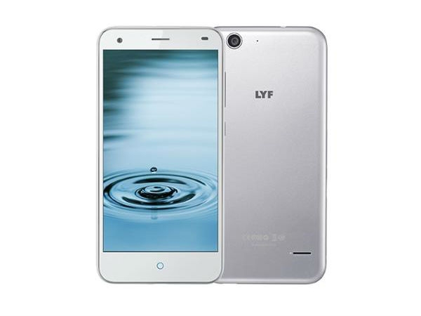 एक और बजट लाइफ स्मार्टफोन वॉटर 3 लॉन्च, कीमत 6,599 रुपए