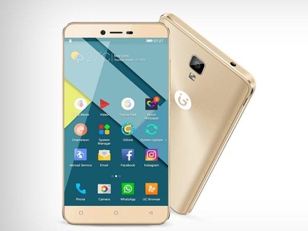 जियोनी पी7 स्मार्टफोन अब भारत में, कीमत 9,999 रुपए