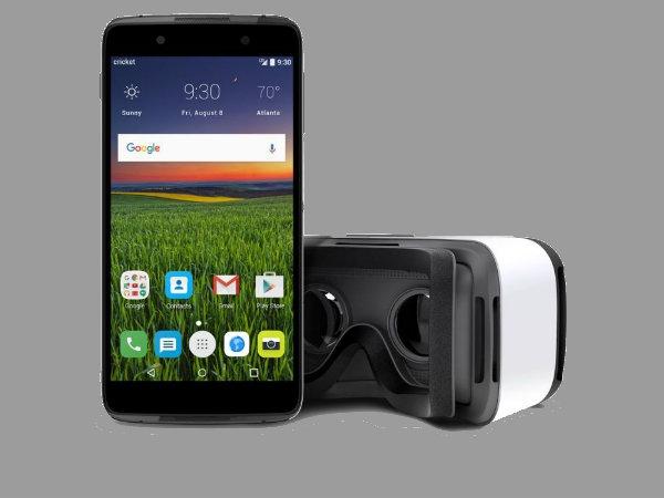 बेहद कम कीमत में जेबीएल हैडफ़ोन और वीआर हेडसेट के साथ लॉन्च हुआ अल्काटेल आइडल 4 स्मार्टफोन