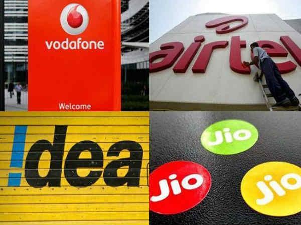 एयरटेल, आईडिया, वोडाफोन और जियो पर ऐसे मिलेगी अनलिमिटेड फ्री कॉल व इंटरनेट