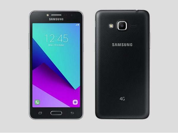 सैमसंग ने पेश किए गैलेक्सी जे2 ऐस और गैलेक्सी जे1, बजट स्मार्टफोन