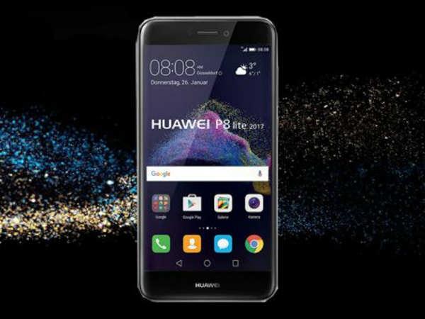 हुवावे ने पेश किया अपना नया स्मार्टफोन हुवावे पी8 लाइट (2017)