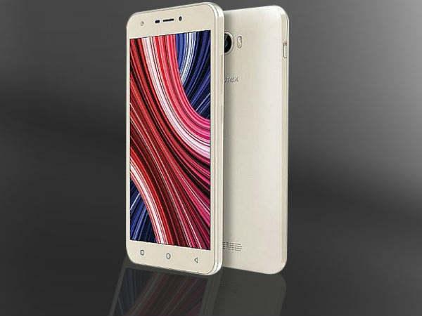 इंटेक्स ने लॉन्च किया नया 4जी फोन, कीमत 6,190 रुपए