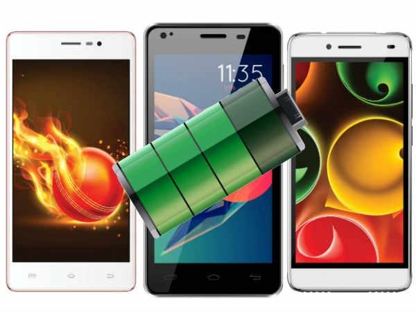 फ्लिप्कार्ट पर 5000 रु से कम में खरीदें ये 3000mAh बैटरी फोन