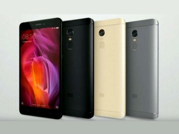 5 कारण: श्याओमी रेड्मी नोट 4 हो सकता है आपका अगला स्मार्टफोन