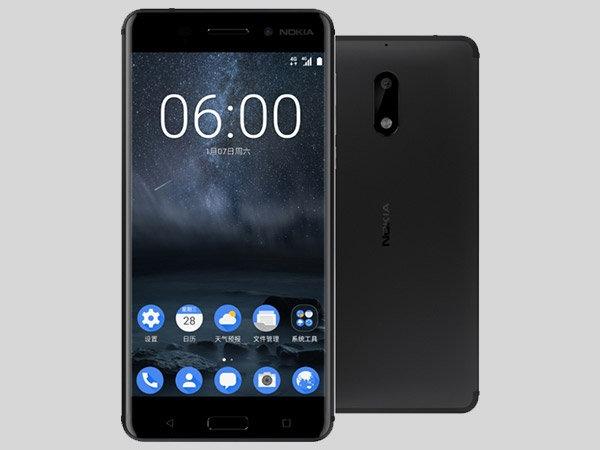 एक मिनट में Nokia 6 आउट ऑफ़ स्टॉक