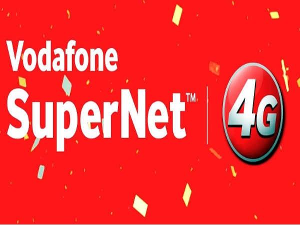 वोडाफोन सुपरनेट सेवा 17 सर्किलों में शुरू, जानिए आपके शहर में है या नहीं!