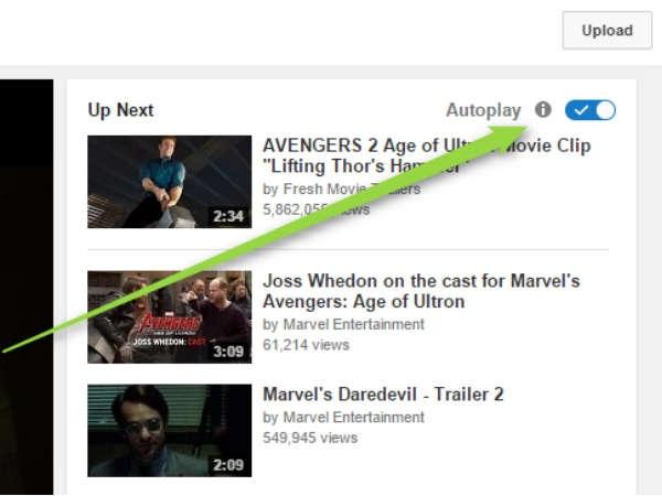 यूट्यूब में कैसे ऑफ करें ऑटोप्ले और बचाएं डाटा!