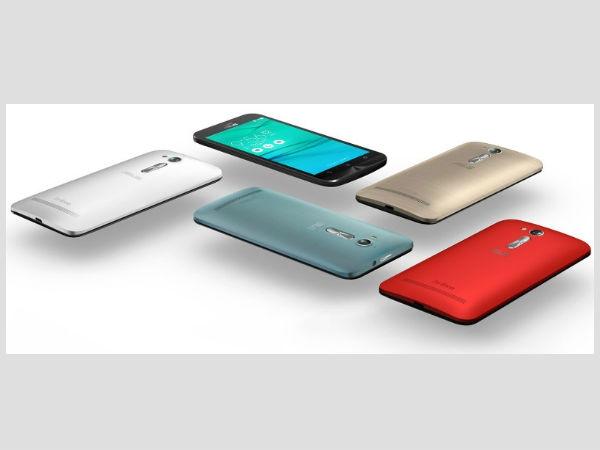 बजट रेंज में लॉन्च हुआ आसुस का नया जेनफोन गो 5.0 LTE