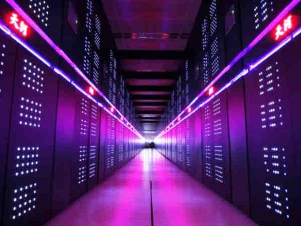चीन का नया सुपर कंप्यूटर 10 गुना तेज होगा