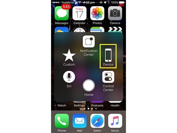 पॉवर बटन का इस्तेमाल किए बिना कैसे स्वीच ऑफ करें आईफोन