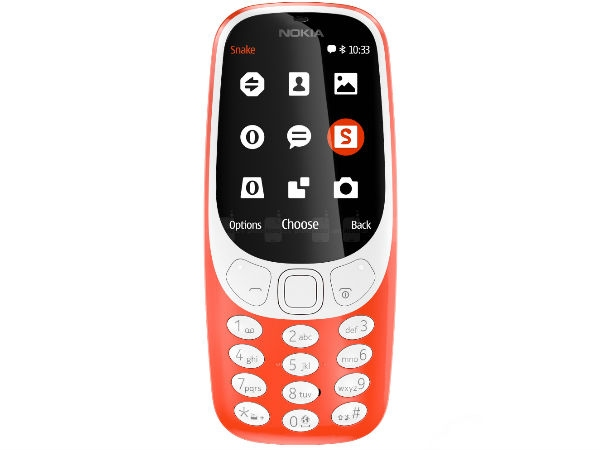 एक महिने चलेगी नोकिया 3310 (2017) की बैटरी