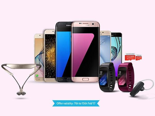 Samsung वैलेंटाइन डे ऑफर: गैलेक्सी ए9 प्रो, जे7 प्राइम और गियर फिट 2 पर बंपर डिस्काउंट