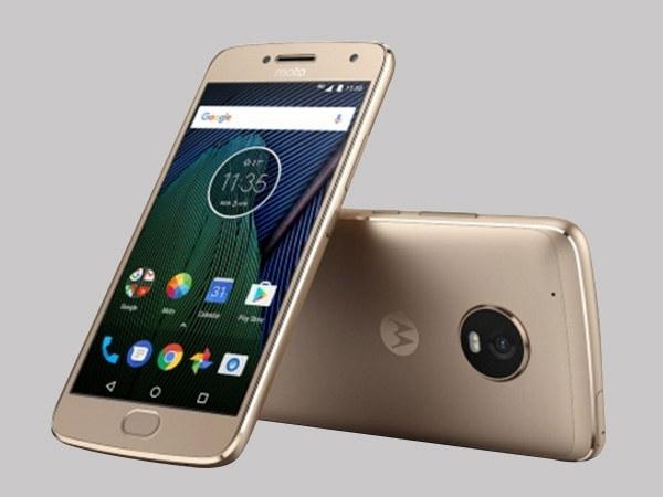 आज भारत में लॉन्च हो रहा है मोटो जी5 प्लस स्मार्टफोन